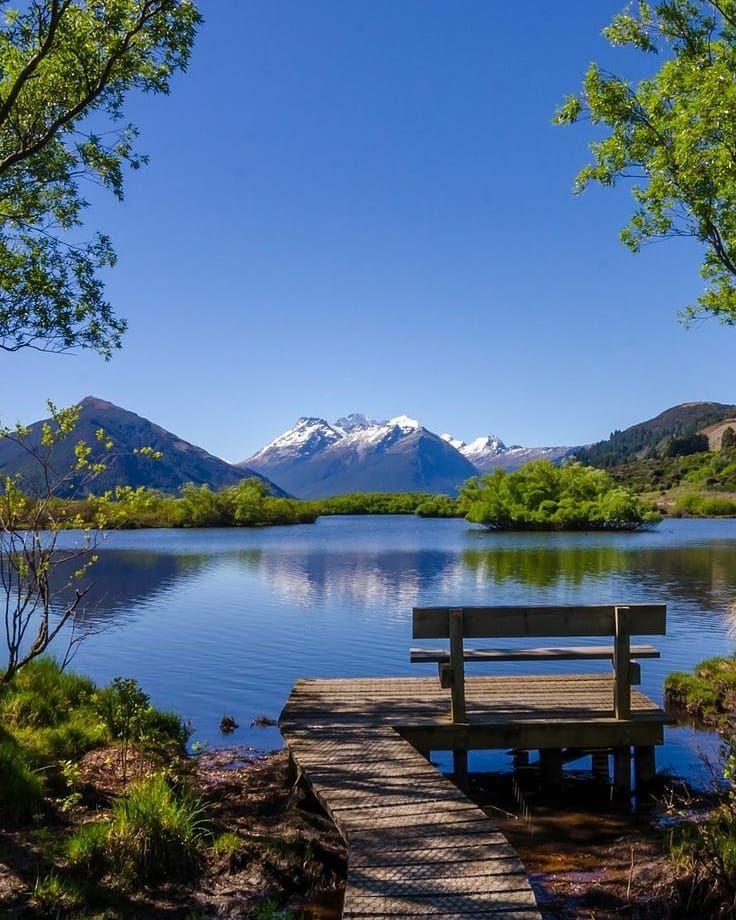 Immeasurable Beauty Of Wakatipu Lake New Zealand Photo Allinone Blogs In 2020 Beautiful Nature Outdoors Adventure Lake