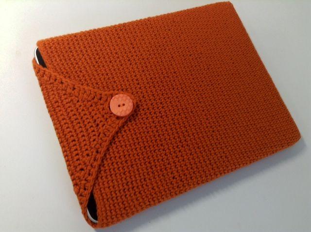 iPad用スリーブケース in Orange