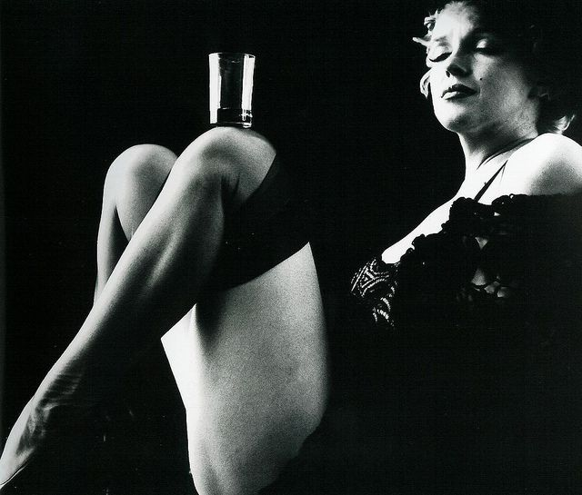 Marilyn Monroe by Milton Greene 1956