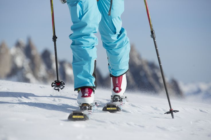 Live. Breath. Ski. With La Sportiva training and race collection.