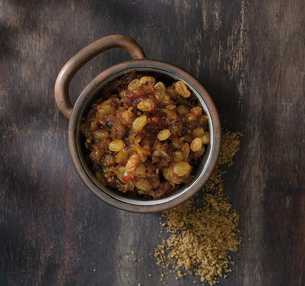 Mango Chutney created with the KitchenAid Cook Processor