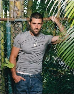 Jack Shepard (Matthew Fox) - LOST