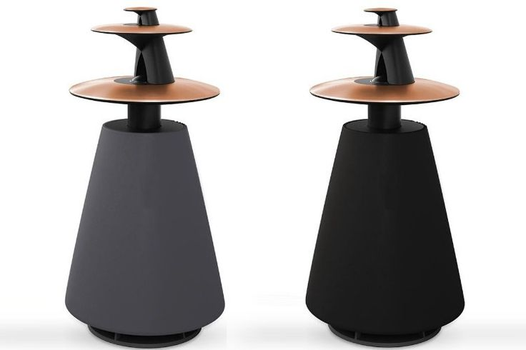 Bang & Olufsen BeoLab 5 Speaker in Limited Edition Rose Gold