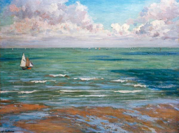 Gustave Caillebotte - Sea pieces