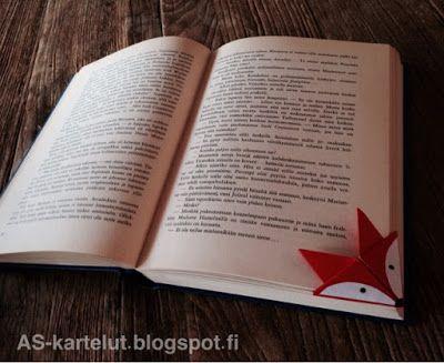 AS-kartelut: Kirjanmerkkinä kettu