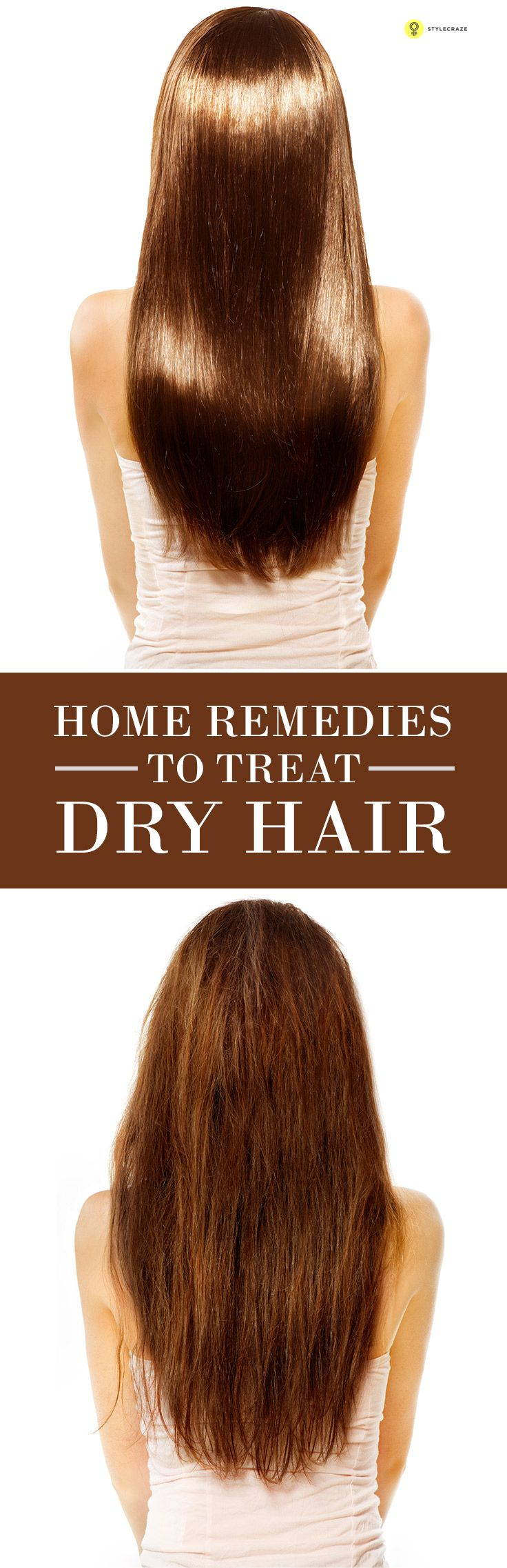 We all love to flaunt healthy and shiny tresses, right? Having dry hair messes with this dream! Dry hair remedy from the kitchen is the solution you need then. Pick anyone of these 8 for the perfect results.
