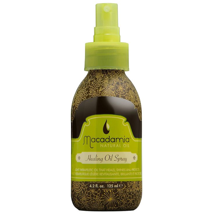 Macadamia Healing Oil Spray, 4.2 Ounce -- This is an Amazon Affiliate link. Read more at the image link.