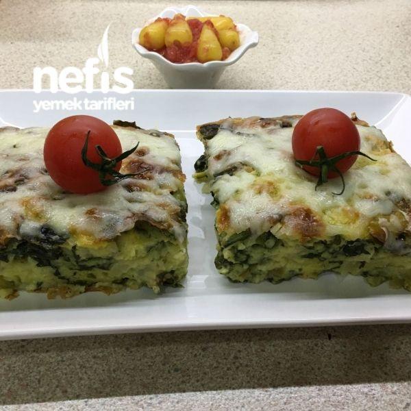 Ispanaklı Sufle ( Nefisss)