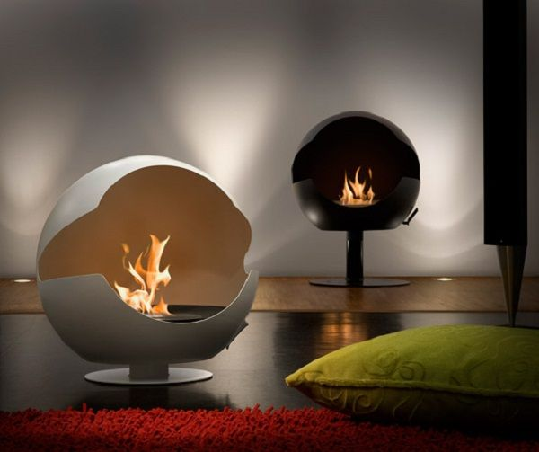 Decoflame Ellipse Flueless Fire: 14 Best Images About [ethanol] Fireplaces On Pinterest