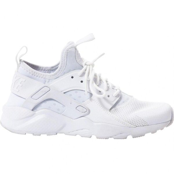 Pre-owned Nike Huarache Leather Trainers ($140) ❤ liked on ...