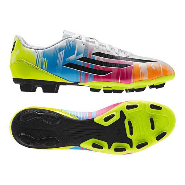 Sepatu Bola Adidas F5 TRX FG J (Messi) F32753 merupakan sepatu bola dengan harga terjangkau dari Adidas yang dirangcang untuk pergerakan cepat pada lapangan rumput. Sepatu dengan diskon 15% dari harga Rp 469.000 menjadi Rp 399.000