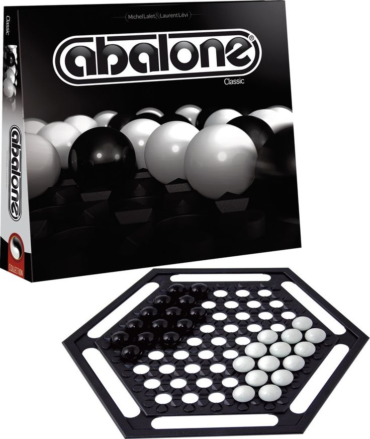 Asmodee - AB02 - Jeu de stratégie - Abalone - Nouvelle Edition: Amazon.fr: Jeux et Jouets