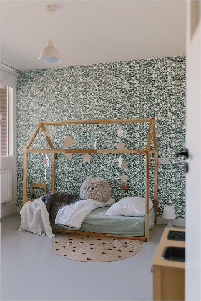 Behang Kinderkamer Jungle.Behang Jungle In 2019 Kinderkamer Inspiratie Kids Bedroom House