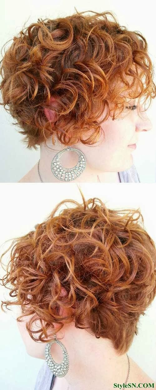 Best Short Haircut For Curly Hair