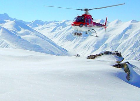 Heli skiing in Turkey with Pure Powder