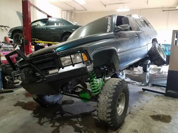 5″ lift 1994-2001 dodge 1500 rough country – auto parts – by owner