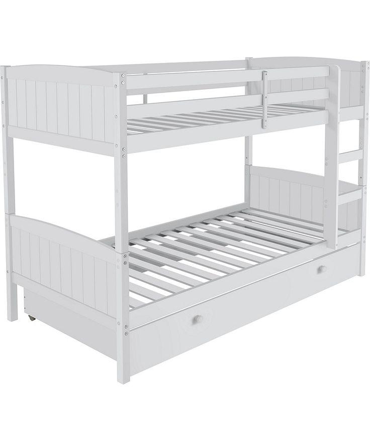 Best 25 White Bunk Beds Ideas On Pinterest Built In