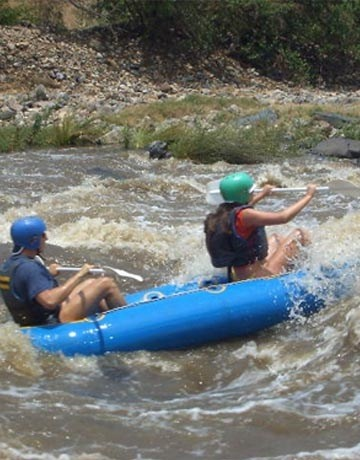 Abseiling & White Water Rafting - Johannesburg From R 600.95
