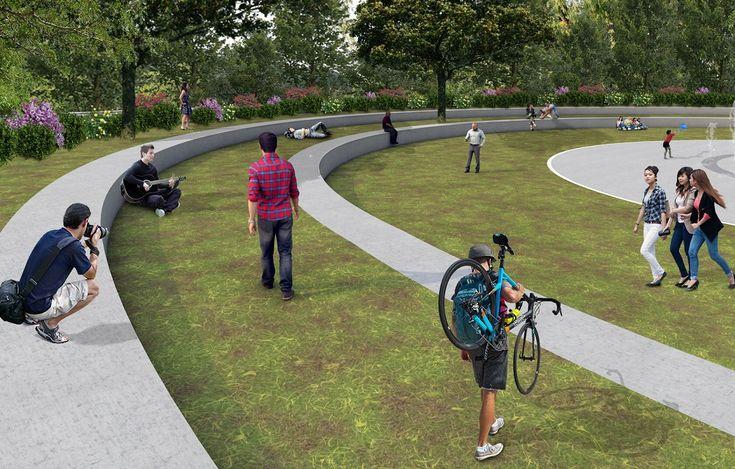 Athens' Eleonas Neighborhood to Get Metropolitan Park