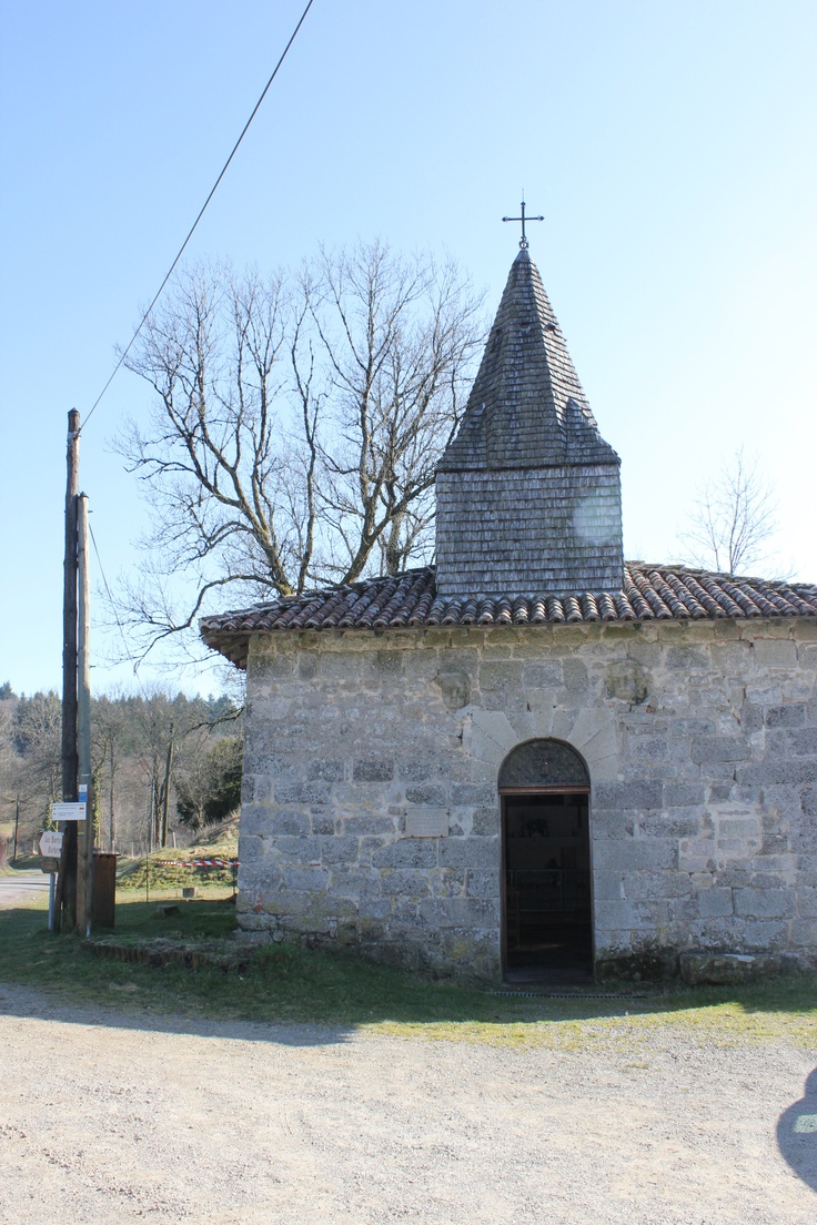 Chapel, Grandmont- Life in France  http://www.thefabuloustimes.com
