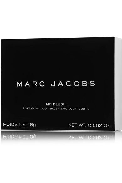 Marc Jacobs Beauty - Air Blush Soft Glow Duo - Night Fever & Hot Stuff 508 - Pink - one size