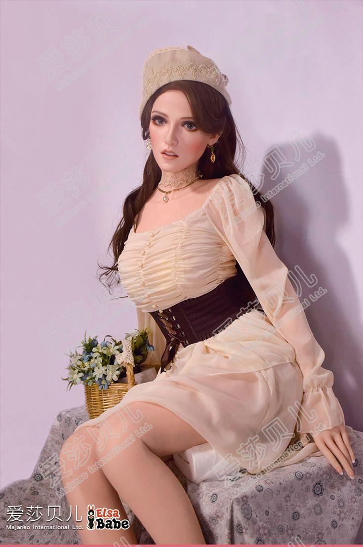 Elsa Babe Silicone 165cm Hanyu