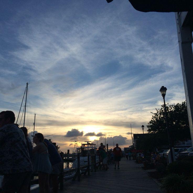 Beaufort, NC Sunset