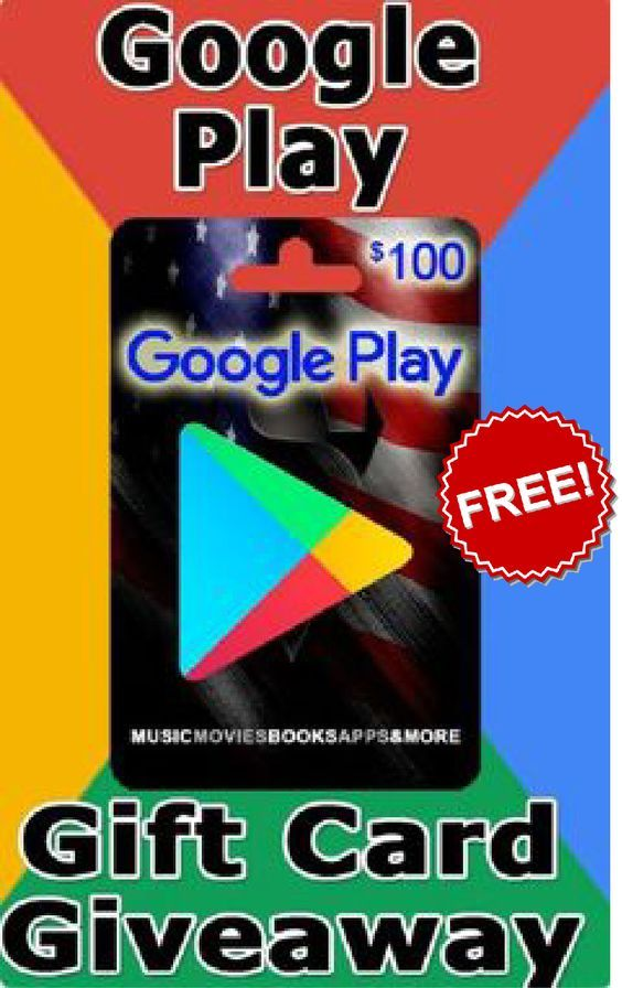 Get a $100 google play gift card free!!!! It's trusted ...