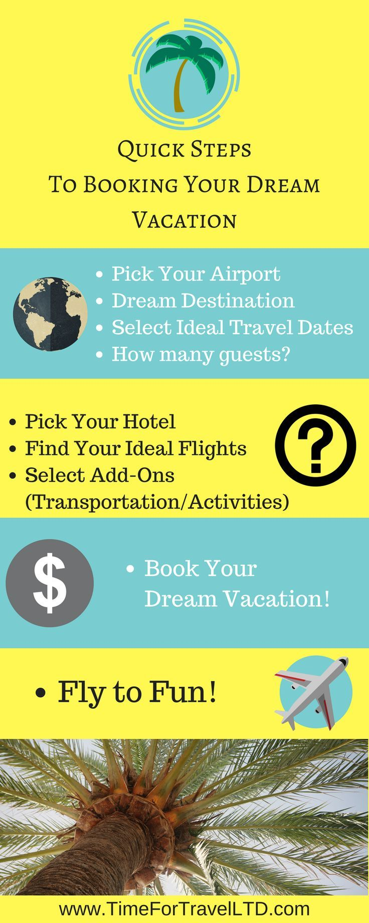 Want to make sure you're getting the best vacation deals on your own, but want a Travel Agency to back if you have any questions or requests? Check out our booking engine, be sure to select a great promo code for further savings! #travelagency #vacations #travel #deals
