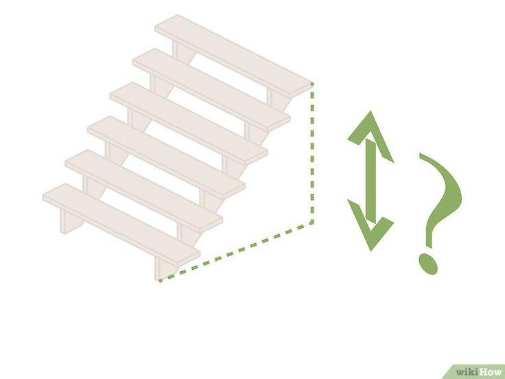 Comment construire un escalier: 21 étapes