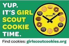 Girl Scout Cookies Find Out What