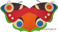 vlindervleugels