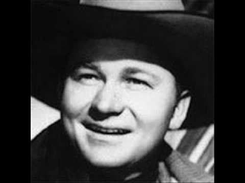 "Tex Ritter ""Froggy Went A-Courtin'"""