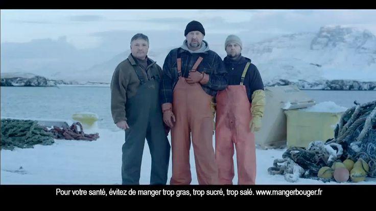 Pub : Fleury Michon défend le surimi  L'industriel lance une campagne de communication pour inciter les consommateurs à en savoir plus sur ce produit décrié. http://www.artofteasing.fr/article/20140506-fleury-michon-pub-surimi-venez-verifier/