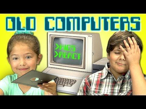 Take some ancient hardware. Add today's kids. Ask them to complete some simple tasks - like turn the computer on. Film their responses. Somebody should do this every ten years...