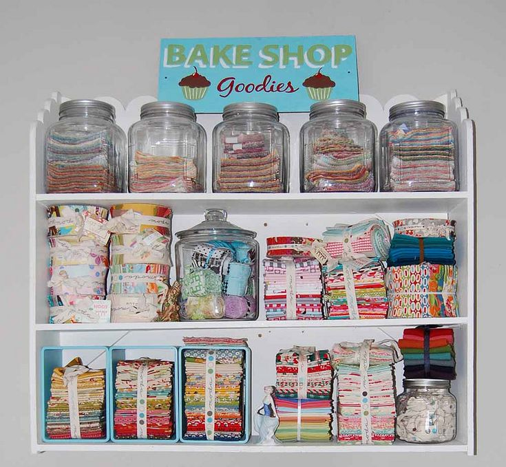 Studio Tour: Vintage Modern Quilts « Moda Bake Shop
