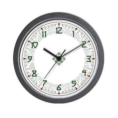 Craftsman Wall Clock