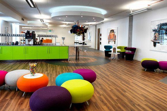 The Studio in the Hive Offices, Manchester, İngiltere #deri,#ayakkabı, erkek giyim, #OGGI, #moda
