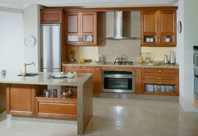 modelos de muebles de cocina de melamina - Buscar con ...