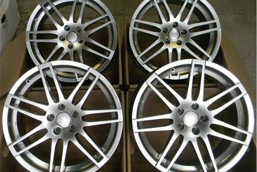 """Nice Audi: For Sale 19"""" SILVER S-LINE STYLE WHEELS FITS AUDI A4 S4 RS4 B5 ...  Audi Enthusiasts Check more at http://24car.top/2017/2017/07/14/audi-for-sale-19-silver-s-line-style-wheels-fits-audi-a4-s4-rs4-b5-audi-enthusiasts/"""