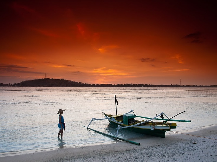 Photo Travel Asia: Lombok Part 2 - Gili Meno