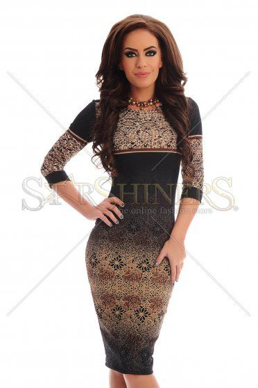 StarShinerS Romance DarkBlue Dress