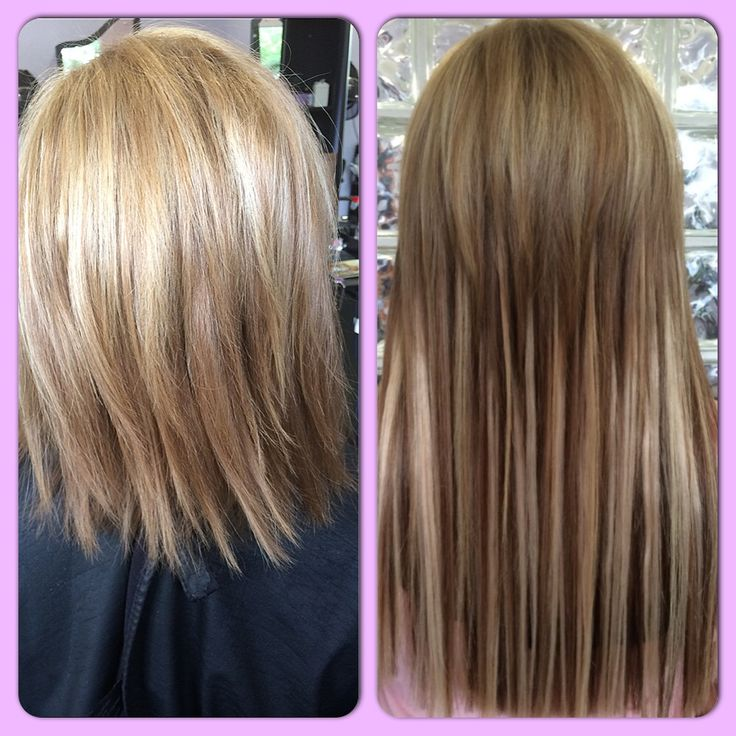82 best for the love of color and hair extensions images on short blonde hair to long blonde extensions pmusecretfo Choice Image