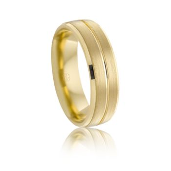 B3926 - Peter W Beck Rings #AustralianMade #WeddingRings #PreciousMetals #GoldRings
