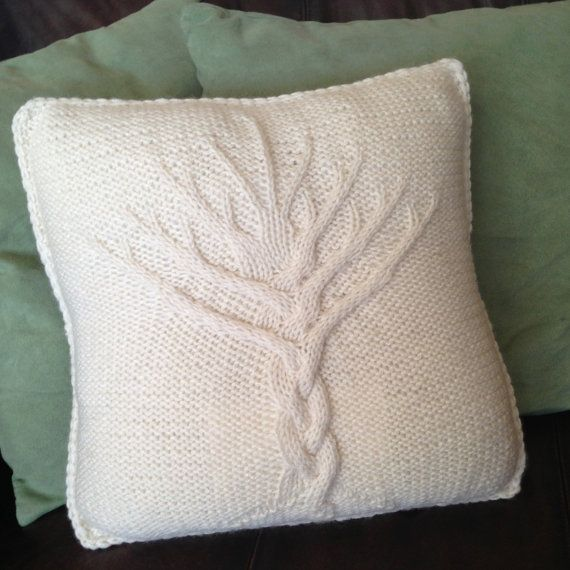 Knitted Cushion Pattern Books : 17 Best images about Knitting - Home on Pinterest Cable, Knitting and Celti...