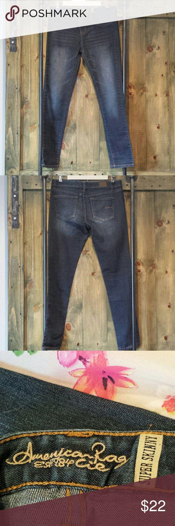 American Rag Jeans Super skinny,  Suze 7 S. American Rag Jeans Skinny