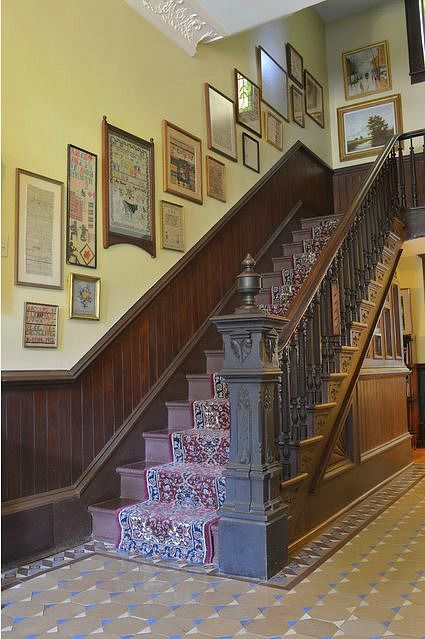 Foyer Grand Sauvoy Nancy : Best victorian staircases images on pinterest