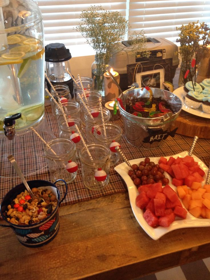 17 best images about jenny baby shower on pinterest gone for Fishing themed baby shower