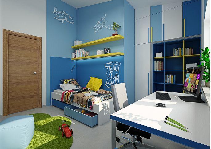 Každý má svůj pokoj