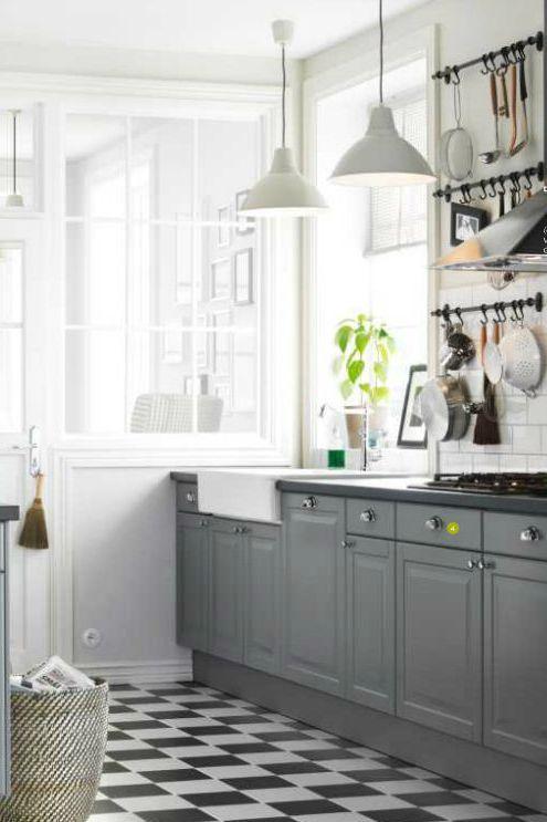 Die 25+ besten Ideen zu Ikea faktum auf Pinterest   Küche faktum ...   {Ikea küchen faktum grau 18}